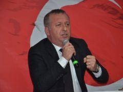YÜKSEL AYDINDAN'DAN TOPLANTI ELEŞTİRİSİ