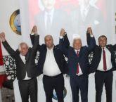 İNEBOLU'DA CHP'DE BAYRAK DEĞİŞİMİ